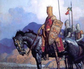 The Captivity of Richard Coeur de Lion
