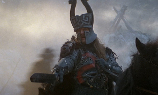 Friday Music: Riddle of Steel / Riders of Doom (Conan the Barbarian)