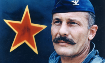 Video: Who Was Robin Olds?