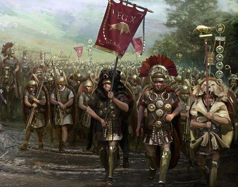 """""""The End of the Roman Road"""" by G. K. Chesterton"""