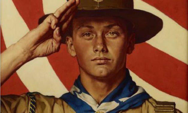 Goodbye, Boy Scouts