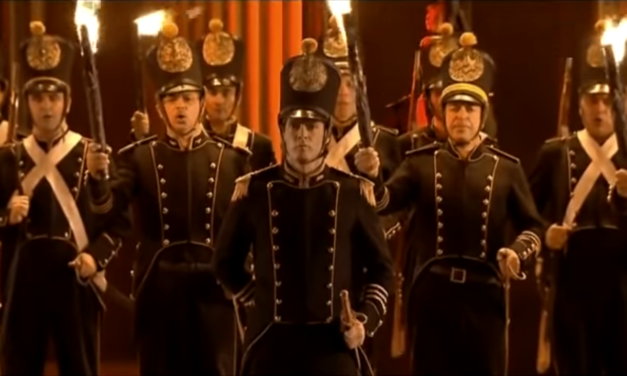 Friday Music: Soldiers Chorus (Faust)