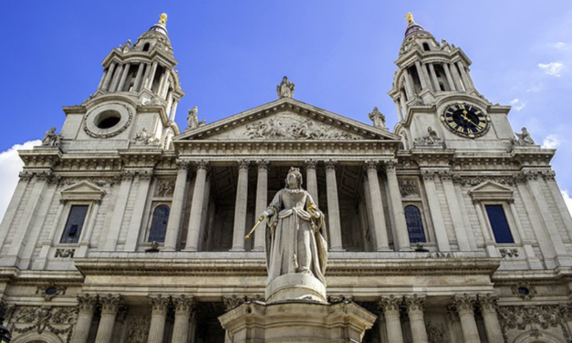 A History of St. Paul's Cathedral