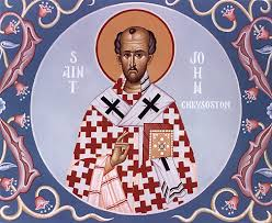 St. John Chrysostom – Sermon on John 3:12-16