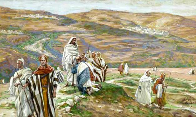 The Gospel of Luke: An Exposition (Luke 10:1-24)