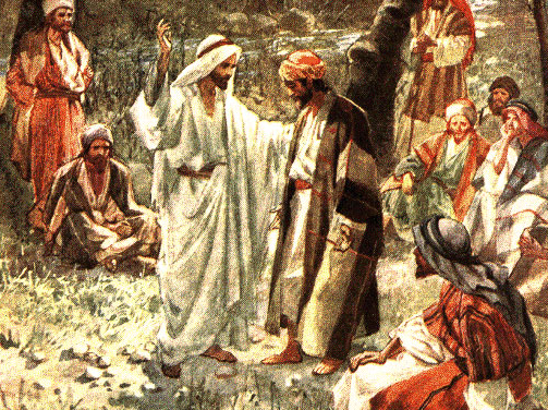 The Gospel of Luke: An Exposition (Luke 9:18-27)