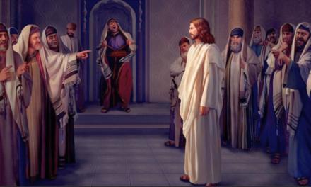 Sermon: A Tried Savior
