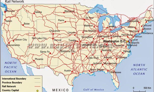 Where to Live VII – Railroads