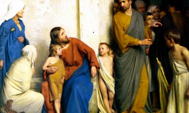 The Gospel of Luke: An Exposition (Luke 9:46-50)