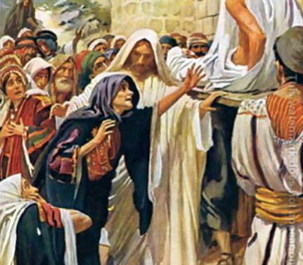 The Gospel of Luke: An Exposition (Luke 7:11-17)