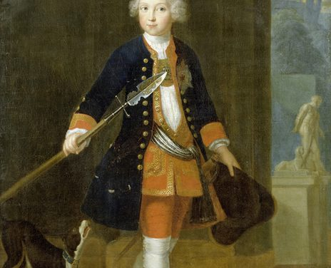 The Boyhood of Frederick the Great