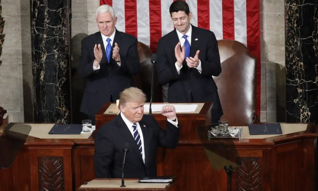 Trump's First Joint Address To Congress: Insights