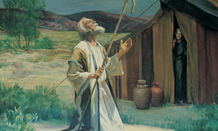 Abraham Saw My Day – (Part 1)