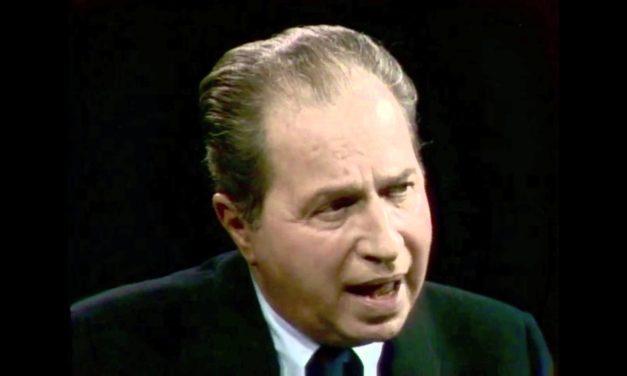 Video: Mortimer J. Adler – How To Speak How To Listen