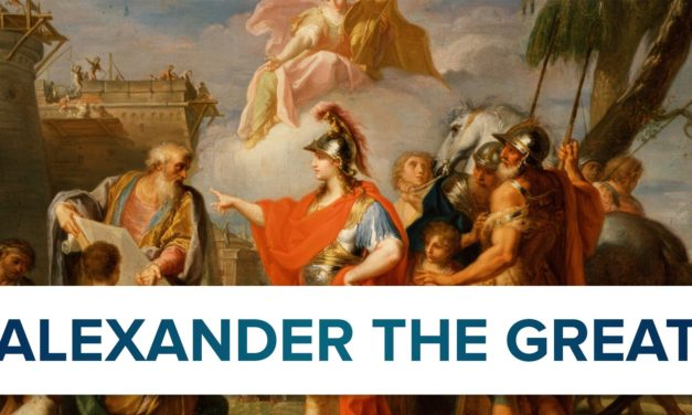Video: The Western Tradition, Part 7 – Alexander The Great