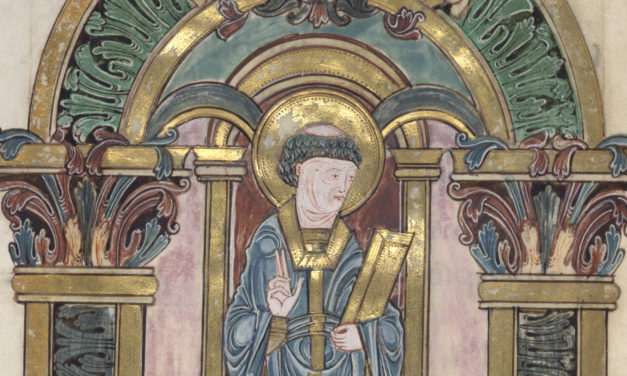 Book Review: The Coming of Christianity to Anglo-Saxon England