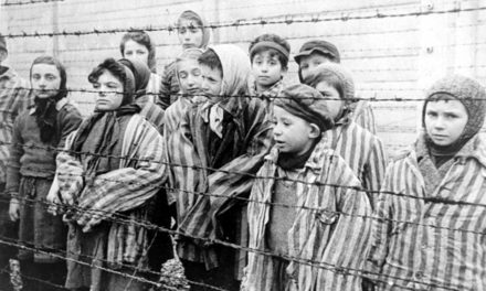 We May As Well Forget The Holocaust