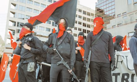 Antifa & Red Guards Admits Defeat in Austin