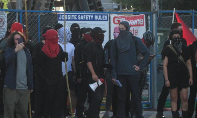 Antifa Routed In Austin