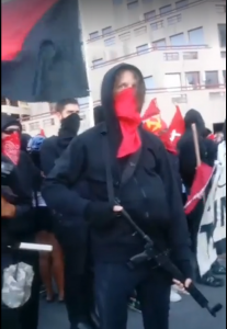 Antifa Routed In Austin