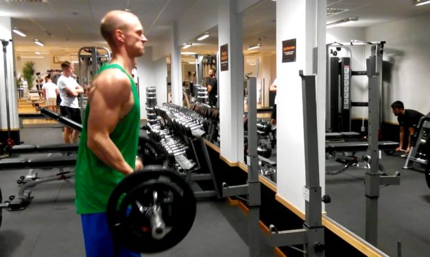 Beast Life: Barbell Curl
