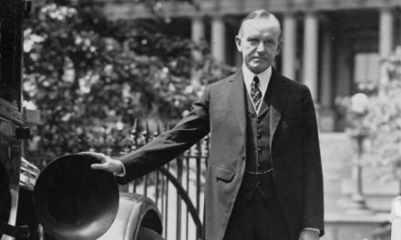 President Coolidge: Declaration Of Independence Commemoration
