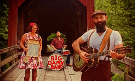 Friday Music: The Reverend Peyton's Big Damn Band