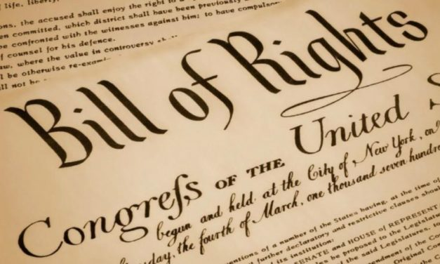 Guns, Booze, and The Bill of Rights
