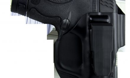 Equipment review – Blade-Tech IWB Holster