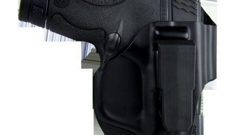 Equipment review – Blade-Tech IWB Holster