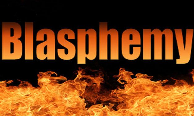 Tolerating Blasphemy