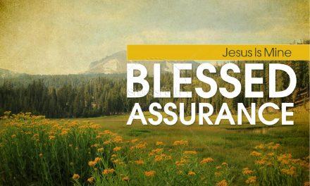 Hymn: Blessed Assurance