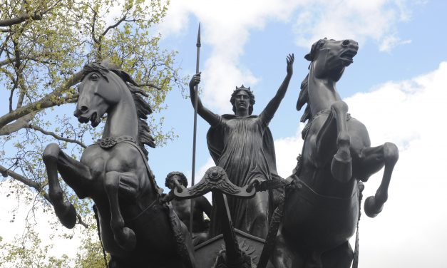 Boadicea, the Heroine of Britain