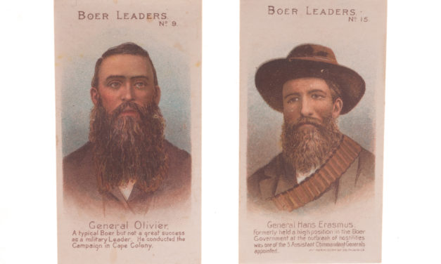 The Boer and the Bore