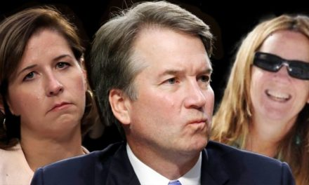 The High Tech Lynching Of Brett Kavanaugh
