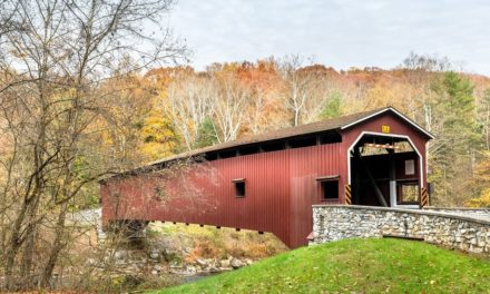 The Covered Bridges of Kentucky