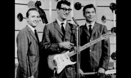 Friday Music: Buddy Holly