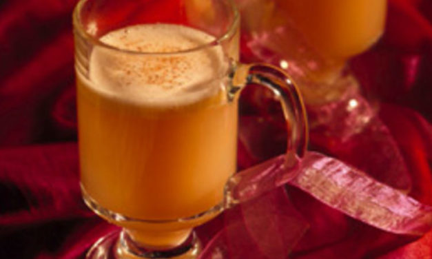 Hot Buttered Rum – Merry Christmas