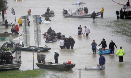 Observations on Hurricane Harvey