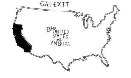 Thoughts on Californian Secession