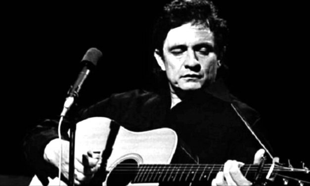 Some Friday Music: Johnny Cash