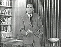 Lessons From Nixon – Standing Tall