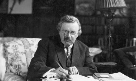 Video: Chesterton, The Prophet