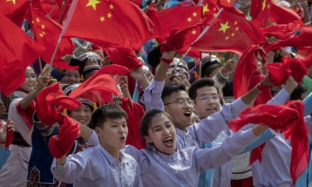 The Future Doesn't Belong To China