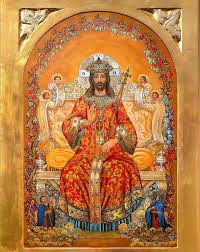 Hymn: The Lord is King