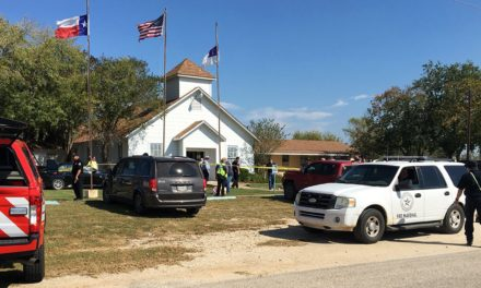 Initial Thoughts On Texas Church Shooting