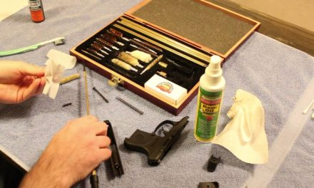 Video: Gun Cleaning 101