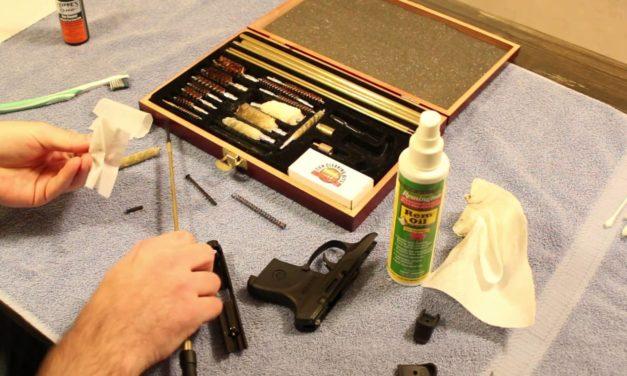 Video: Gun Cleaning 101