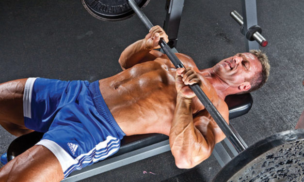 Beast Life: Close Grip Bench/Tricep Press