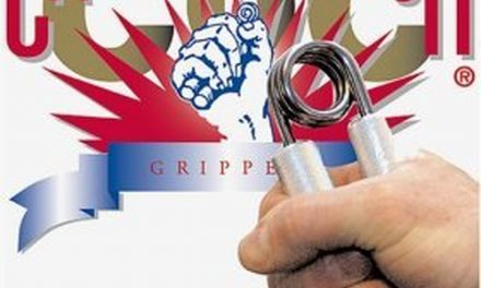 Man Up and Get a Grip: Crushing Grip